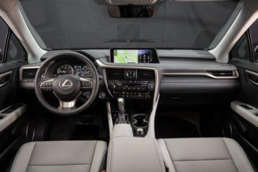 2016 Lexus RX-350
