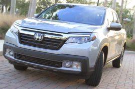 2017 Honda Ridgeline AWD RTL E