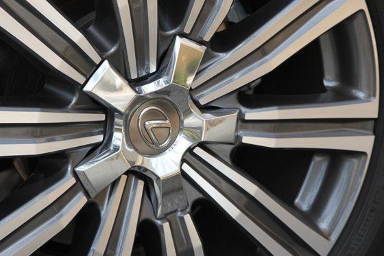 2017 Lexus 9629A LX 570 5 Dr SUV